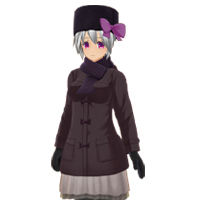 Duffle coat set